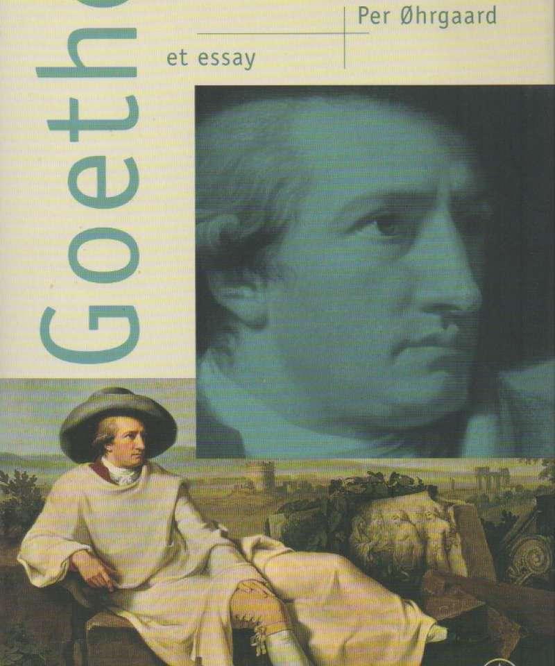 Goethe – et essay