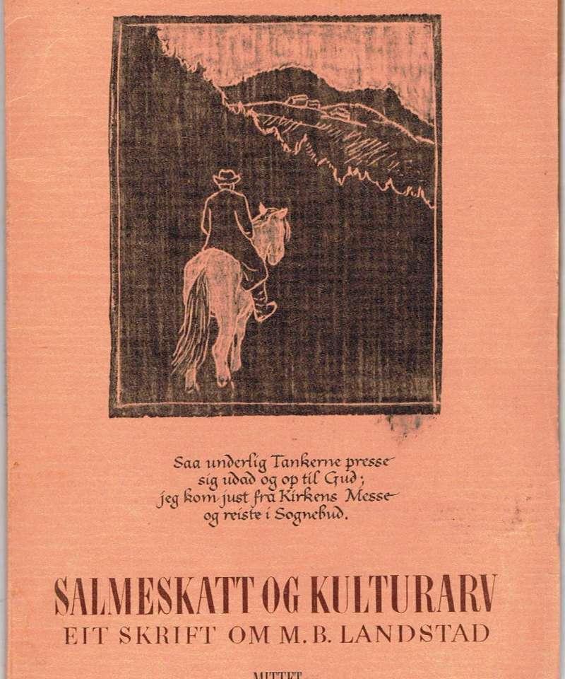 Salmeskatt og kulturarv