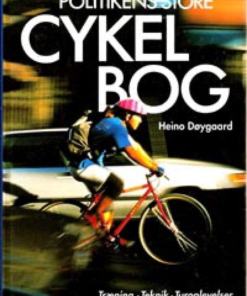 Politikens Store Cykelbog