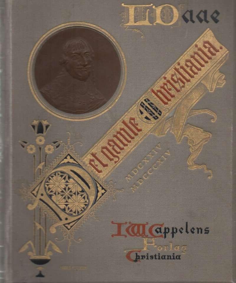 Det gamle Christiania – 1624–1814