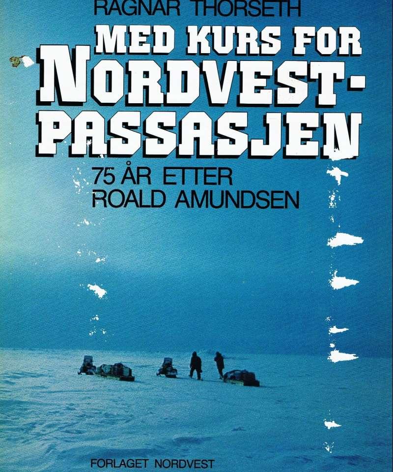 Med kurs for Nordvestpassasjen