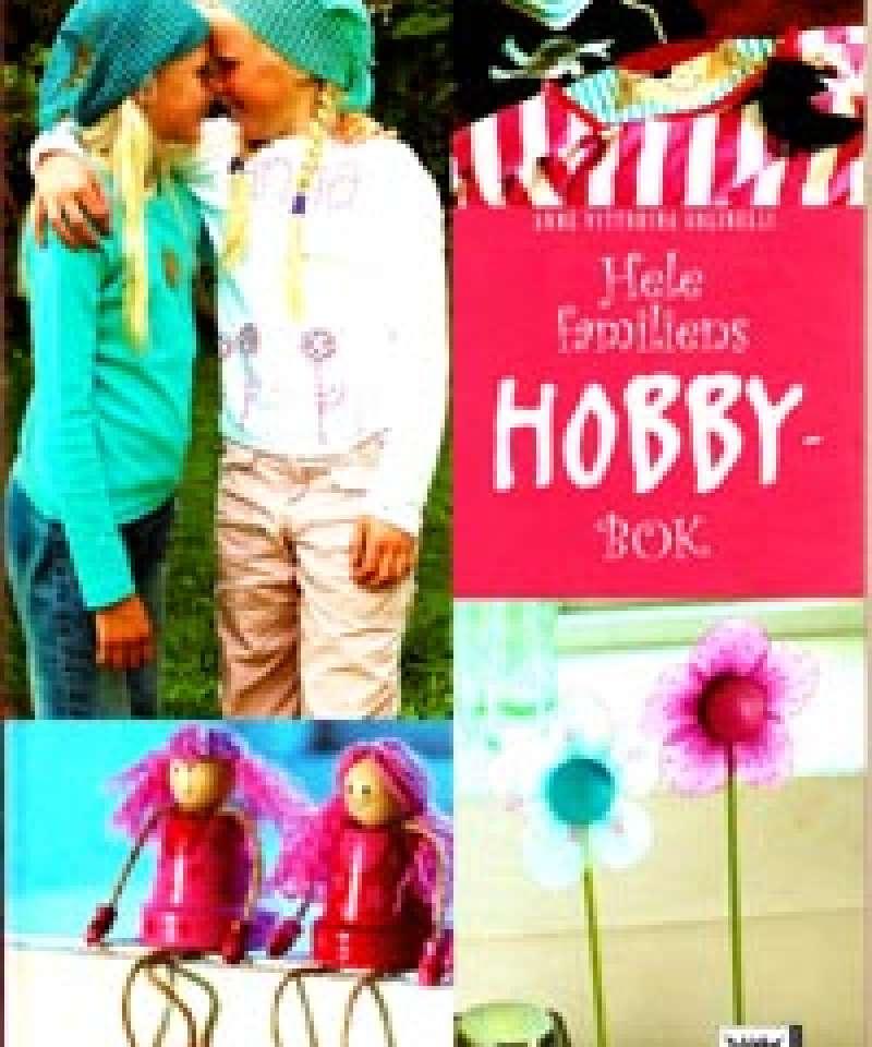Hele familiens hobbybok
