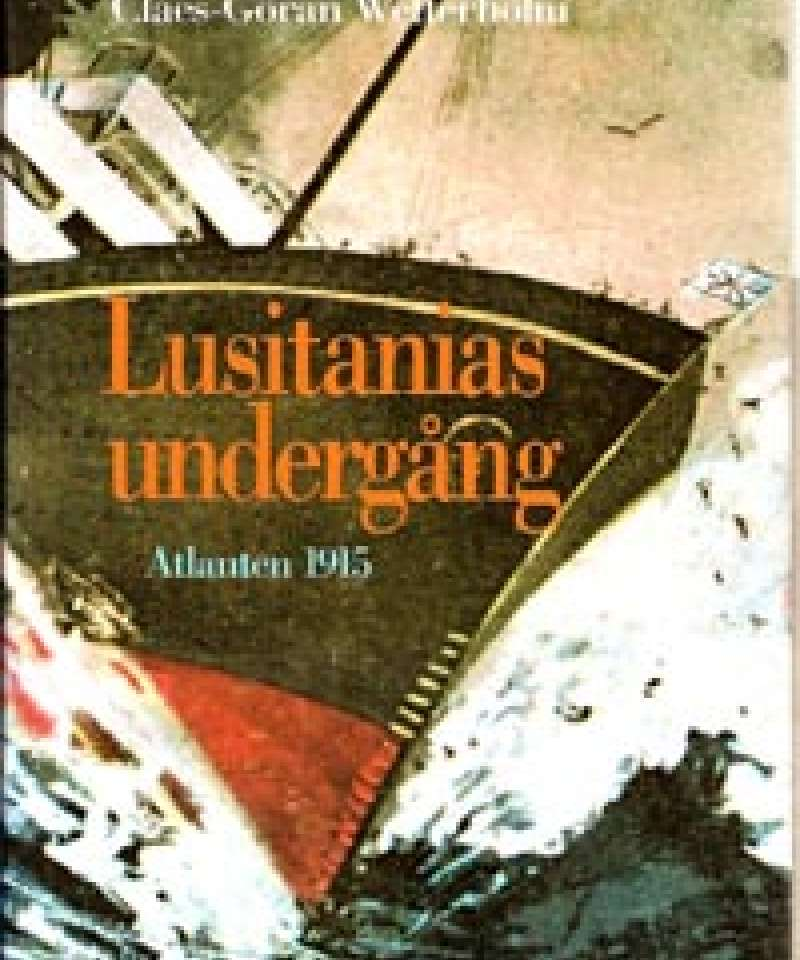 Lusitanias undergång