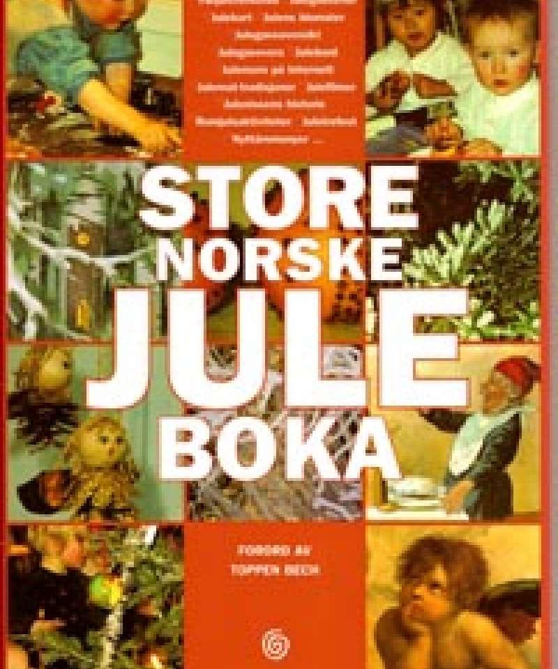 Store norske Juleboka