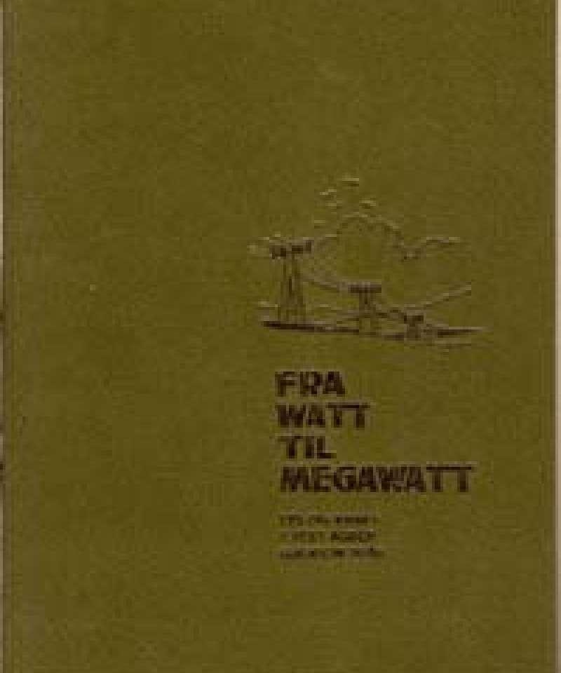 Fra watt til megawatt