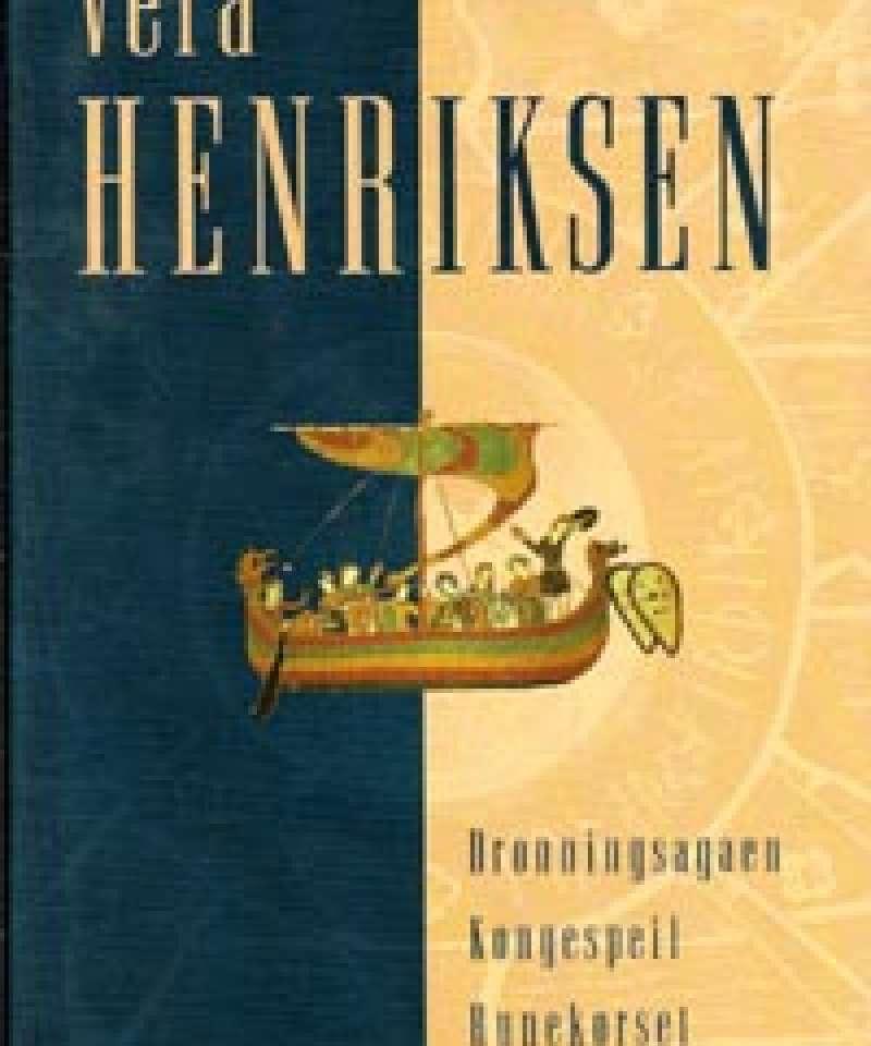 Dronningsagaen - Kongespeil - Runekorset