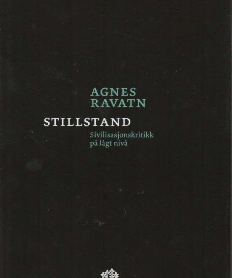 Stillstand – Sivilisasjonskritikk på lågt nivå