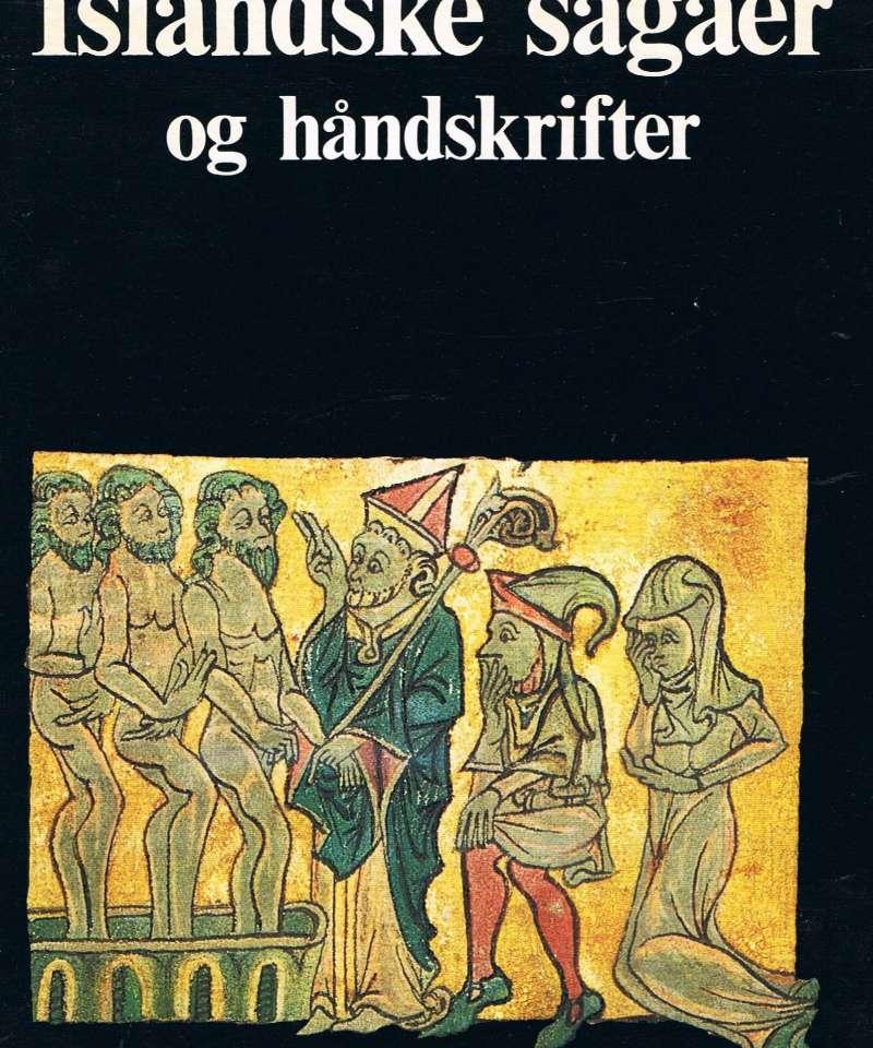 Islandske sagaer og håndskrifter