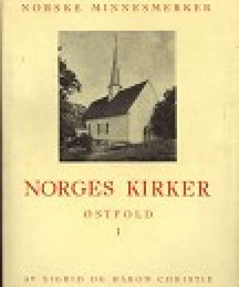 Norges kirker Østfold 1-2