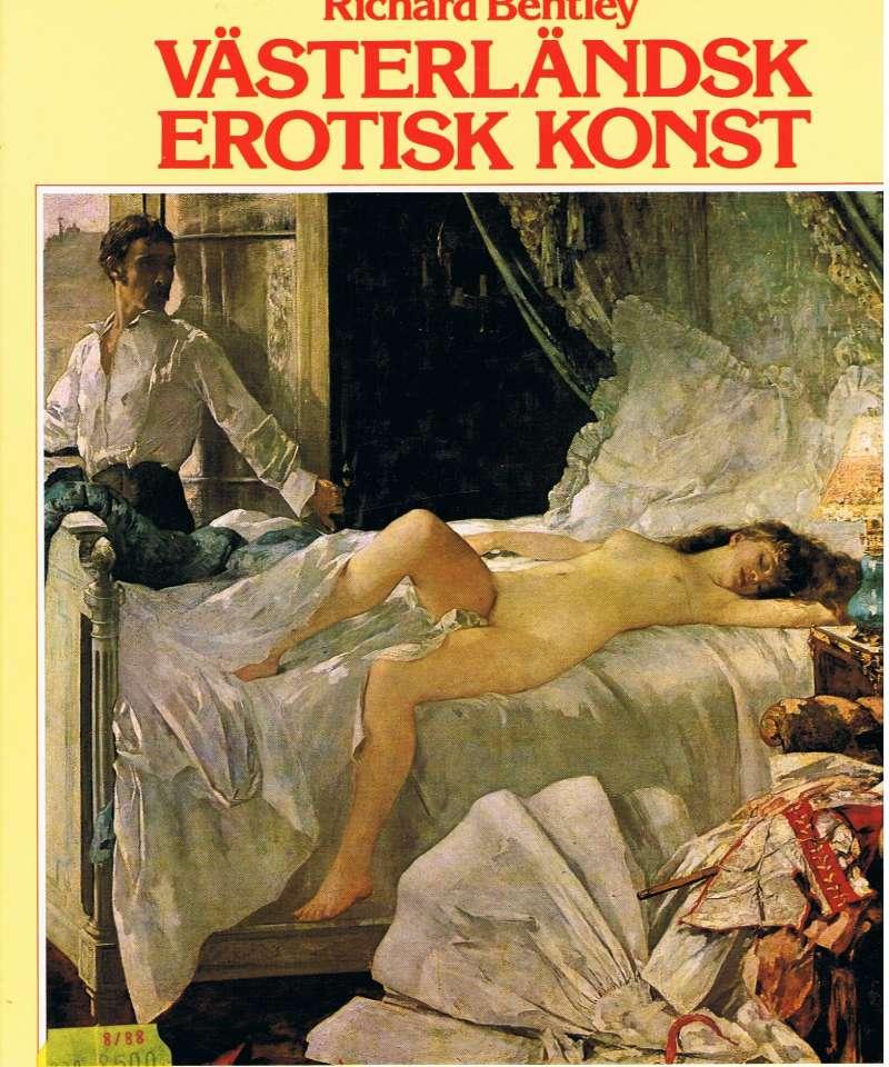 Västerländsk erotisk konst