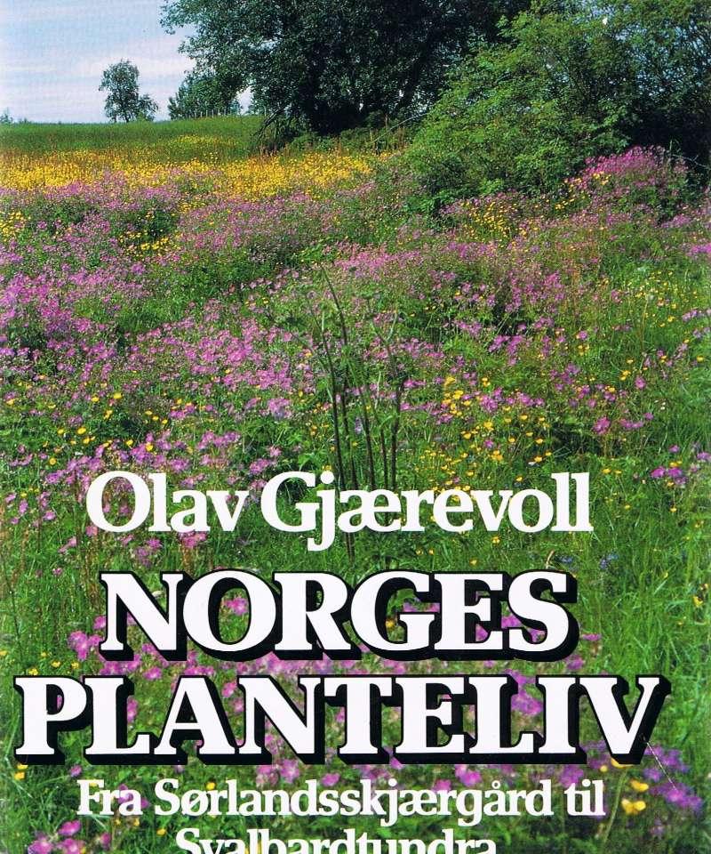 Norges planteliv