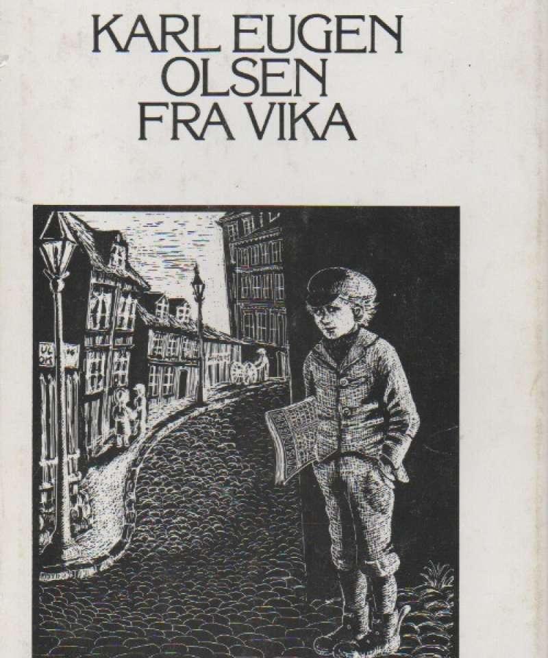 Karl Eugen Olsen fra Vika