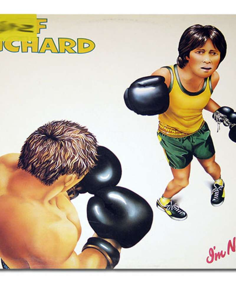 Cliff Richard, I'm no hero
