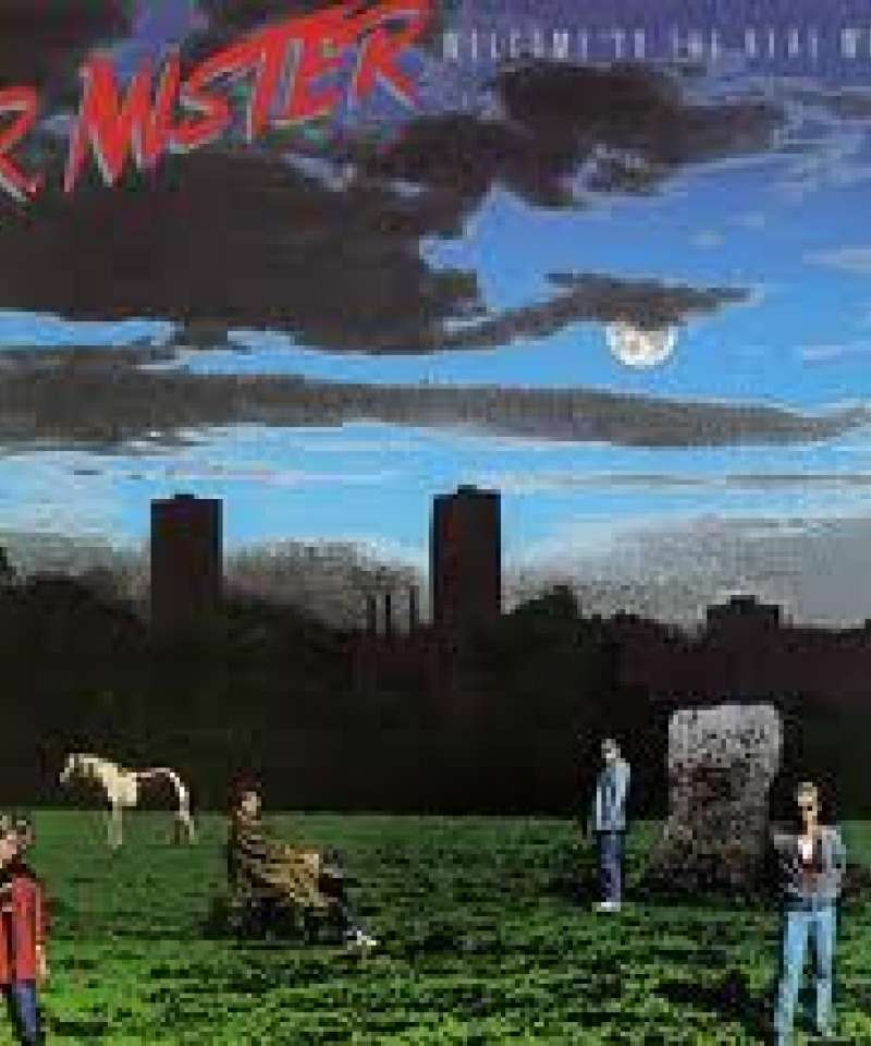 Mr. Mister. Welcome to the real World