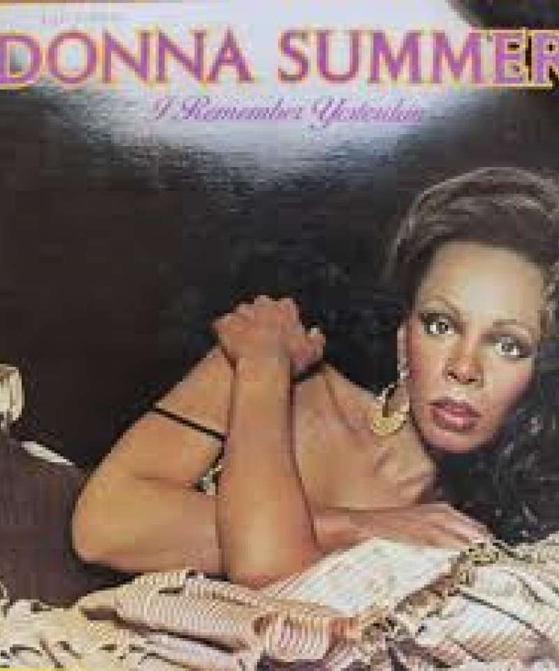 Donna Summer. I remember yesterday.