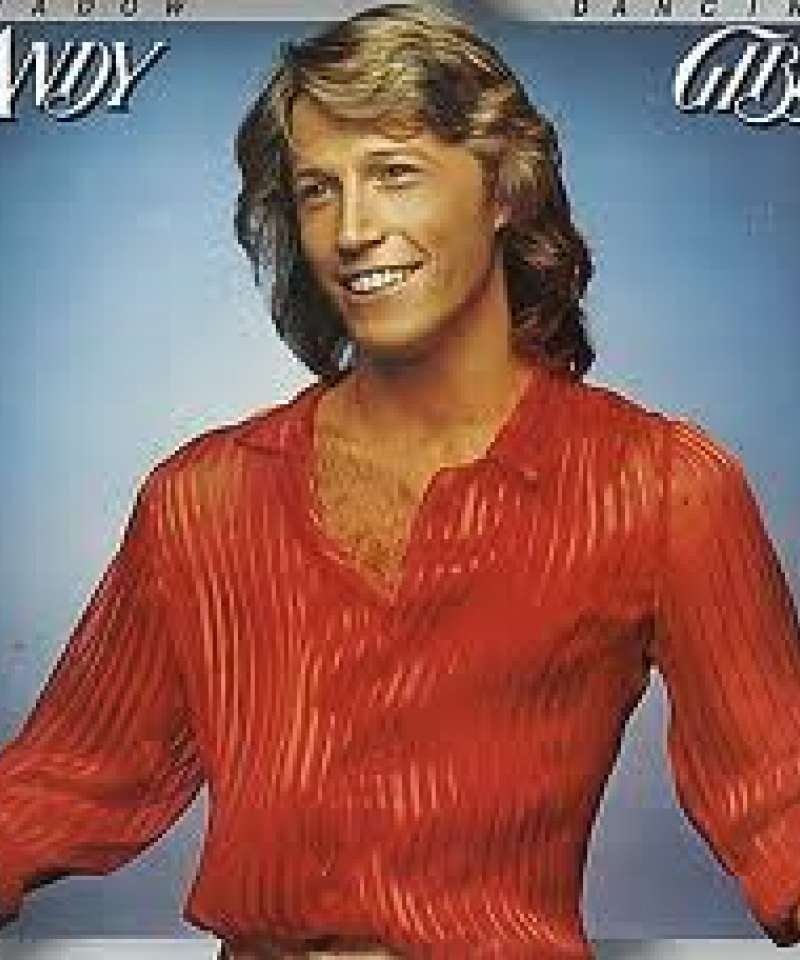 Andy Gibb. Shadow dancing.