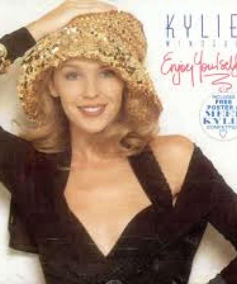 Kylie Minogue. Enjoy Yourself