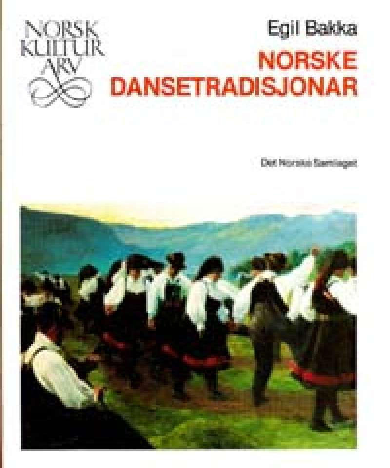 Norske dansetradisjonar