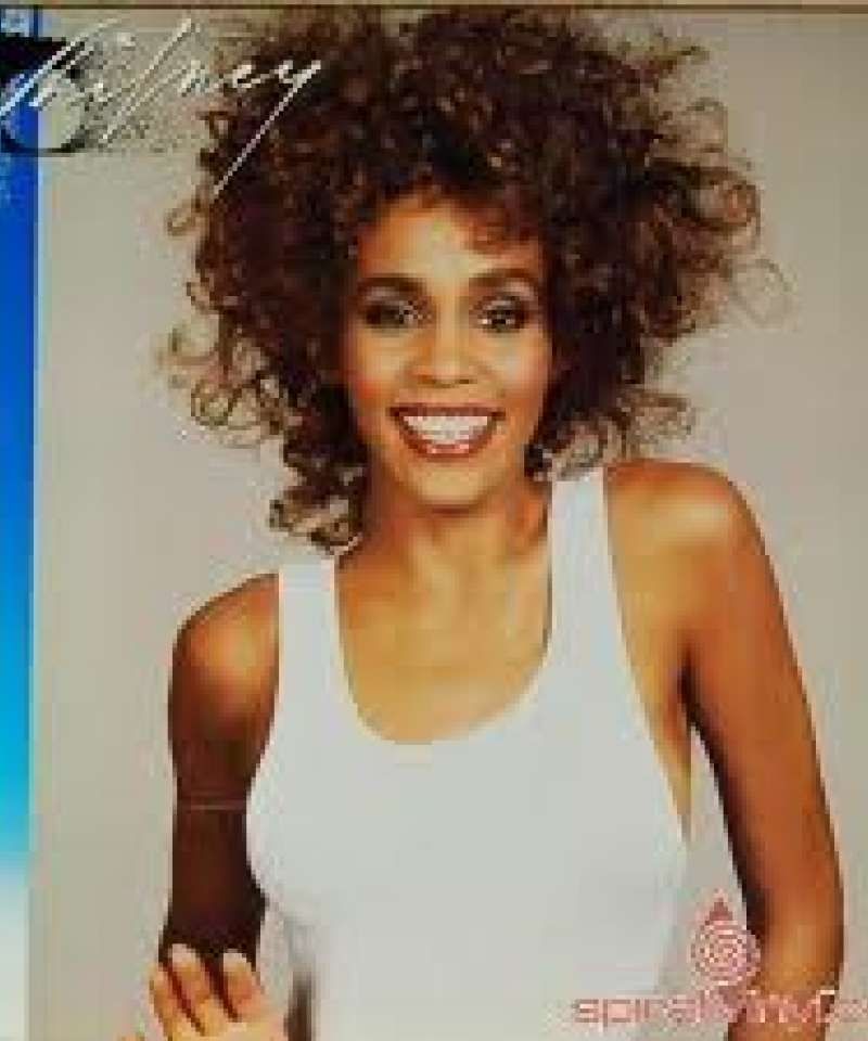 Whitney Houston-Whitney