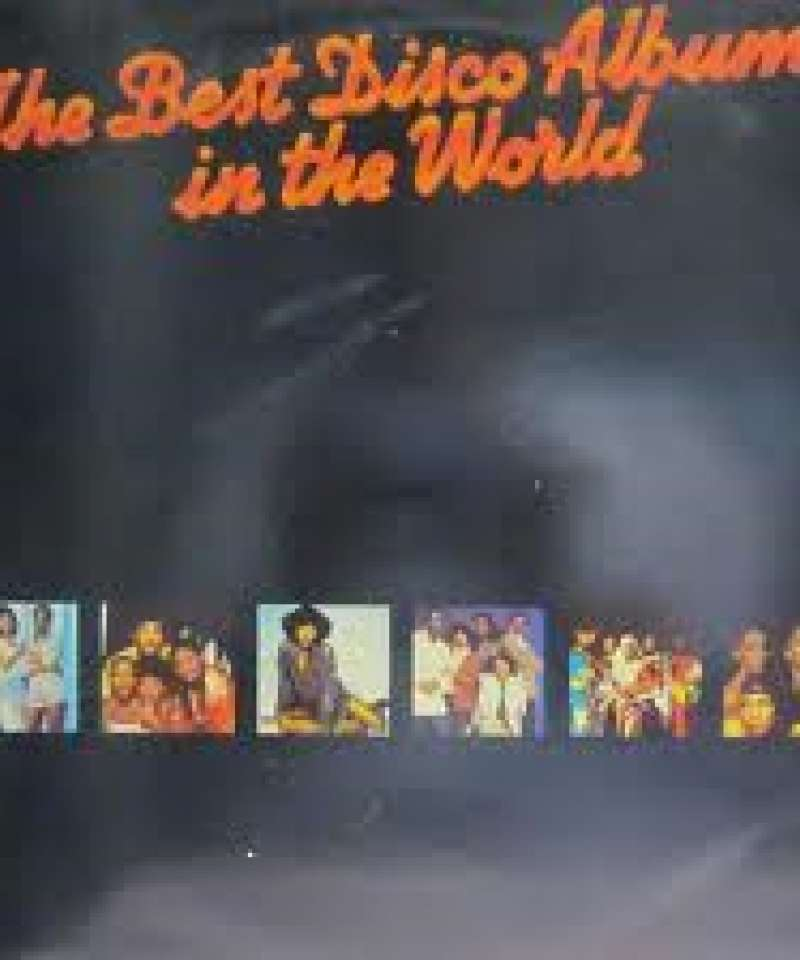 The best disco album in the world