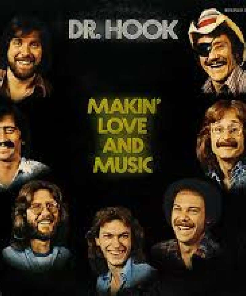 Dr. Hook Makin' Love and Music
