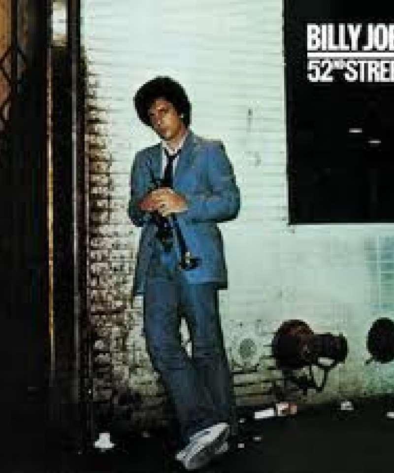 Billy Joel 52 street