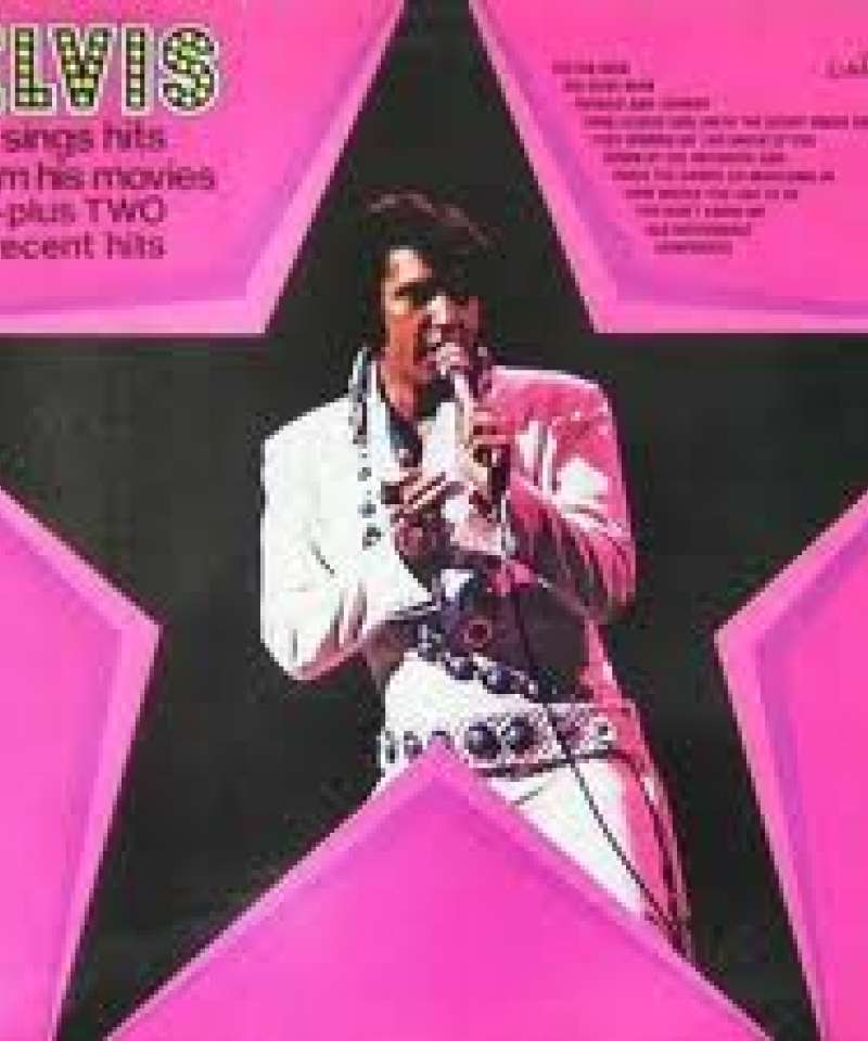 Elvis sing hits from his movies-plus two recent hits