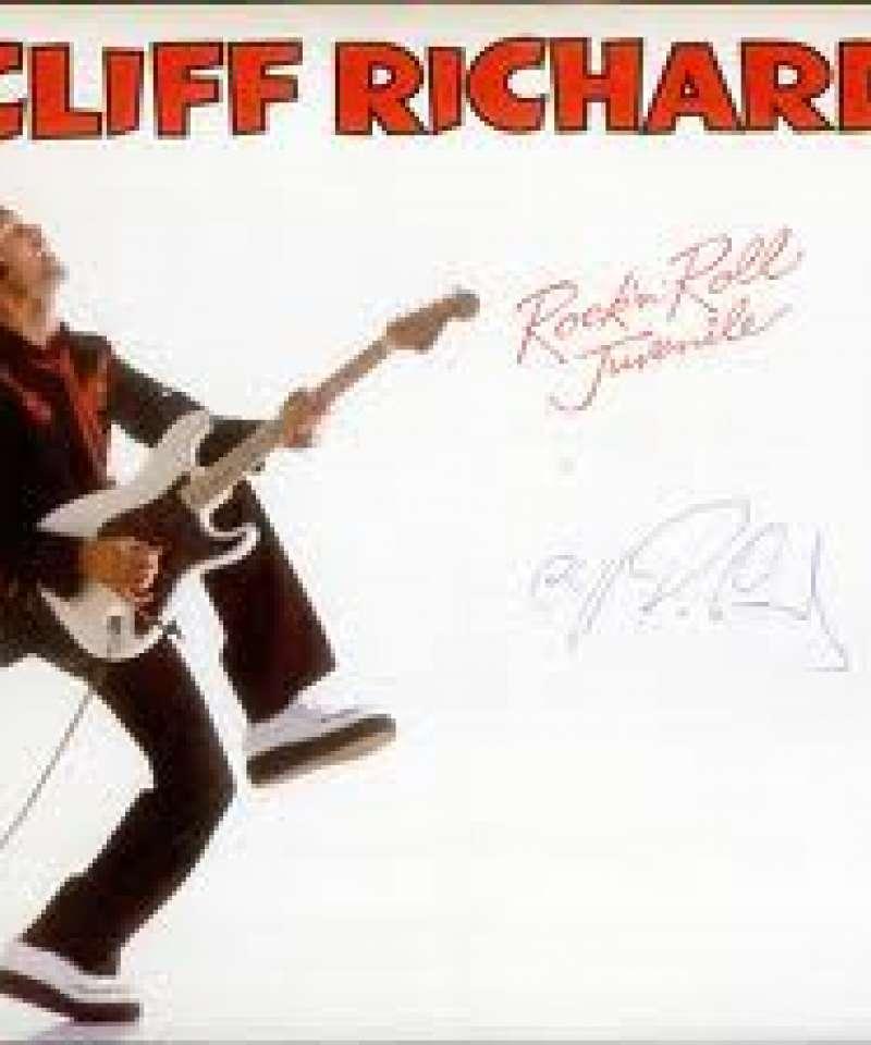 Cliff Richard. Rock'n Roll Juvenile