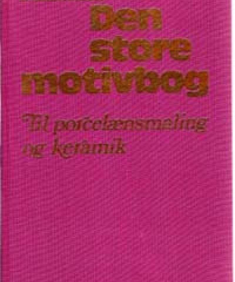 Den store motivbog