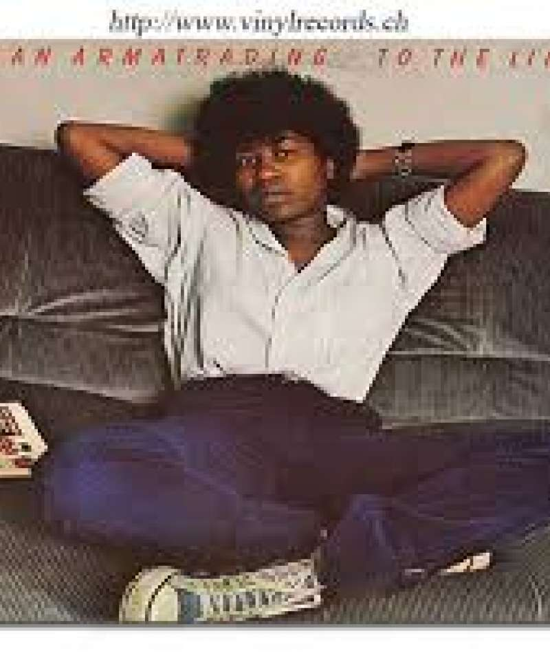 Joan Armatrading- To the limit