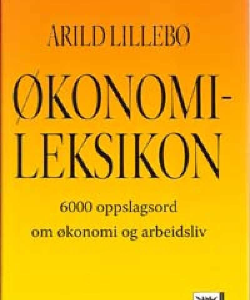 Økonomileksikon