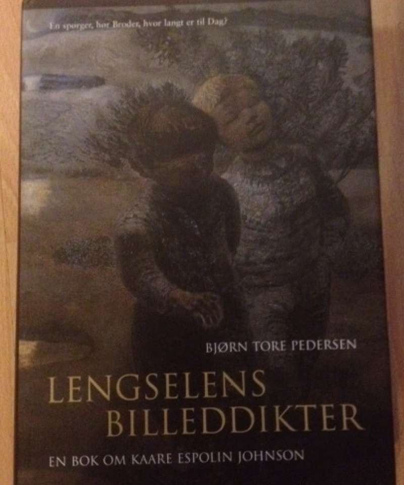 ESPOLIN JOHNSON - Lengselens billeddikter