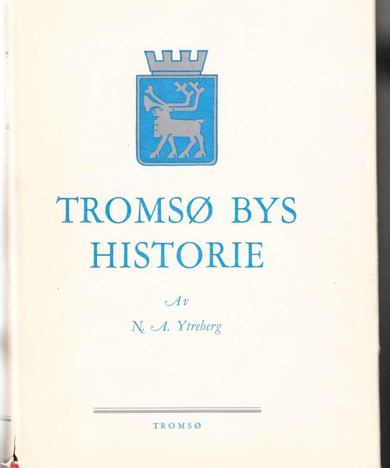 Tromsø bys historie, 3. bind