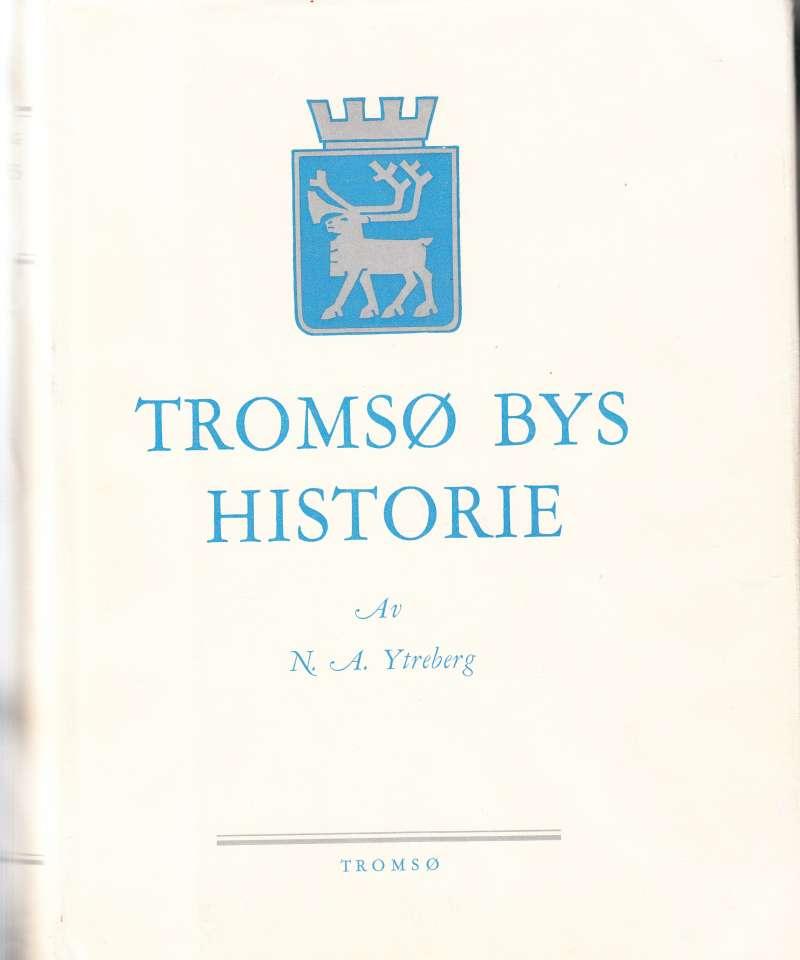 Tromsø bys historie, 2. bind