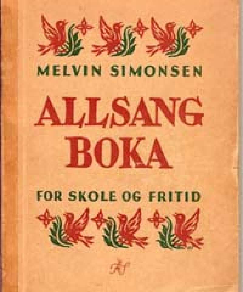Allsangboka