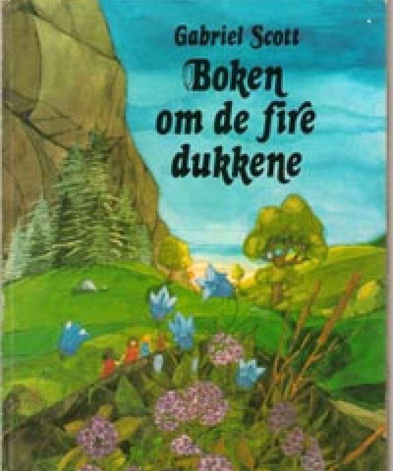 Boken om de fire dukkene som vandret ut i verden for å tjene sitt brød selv