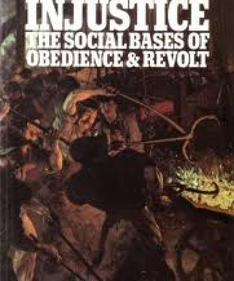 Injustice The social bases of Obedience & Revolt