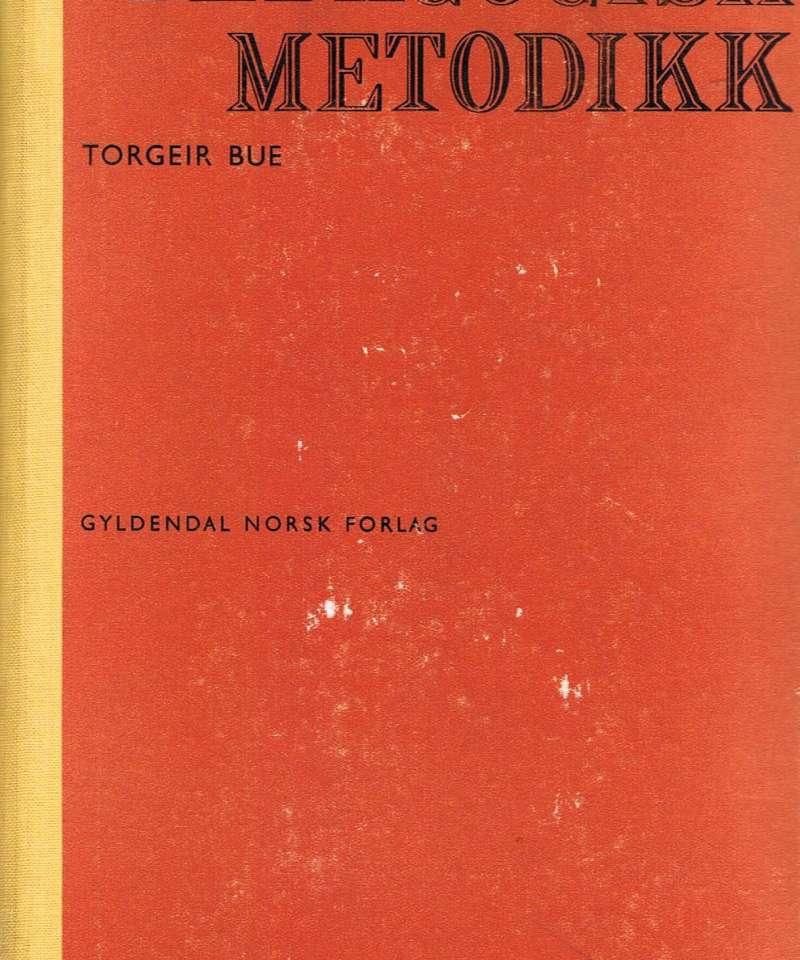 Pedagogisk metodikk