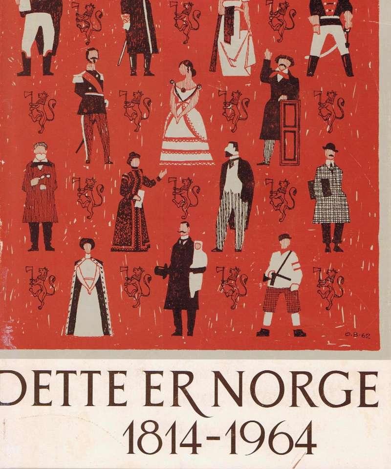 Dette er Norge 1814 - 1964
