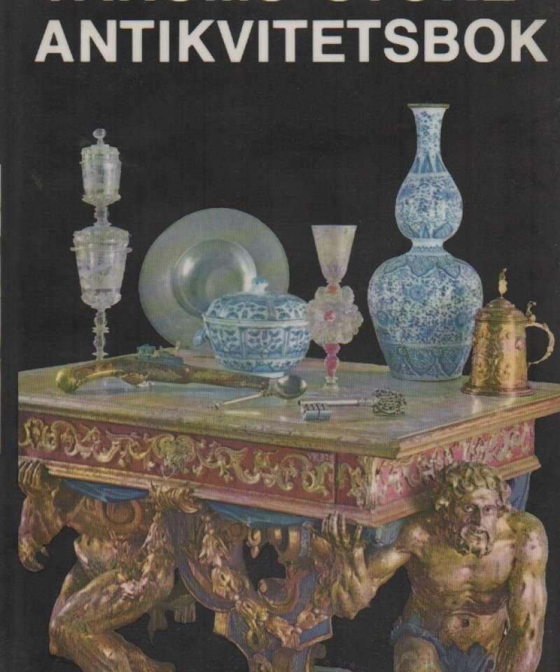 Tanums store antikvitetsbok