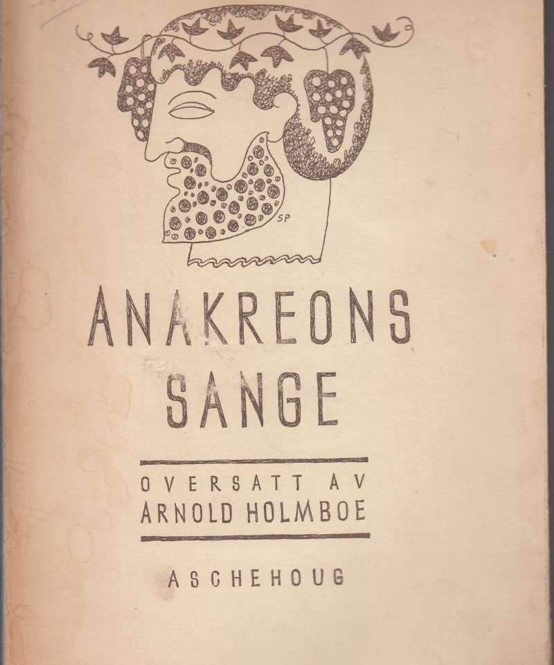 Anakreons sange