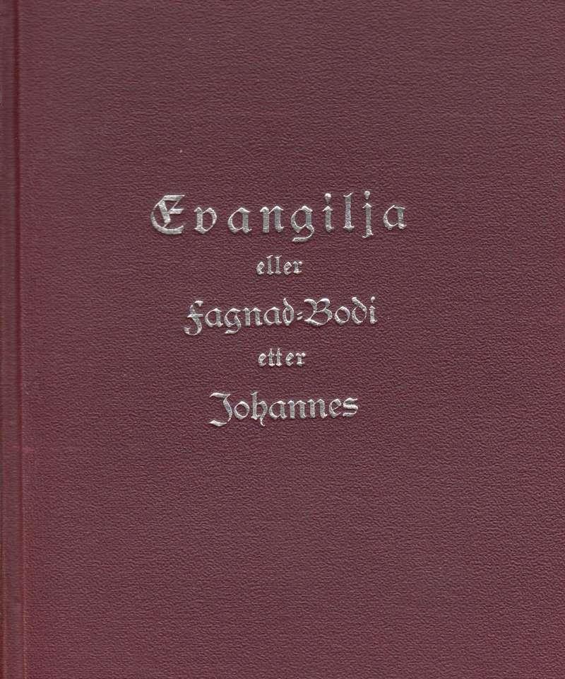 Evangilja eller Fagnadbodi etter Johannes