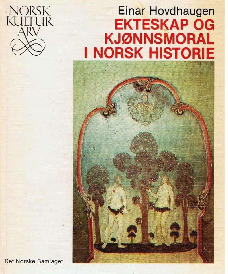Ekteskap og kjønnsmoral i norsk historie