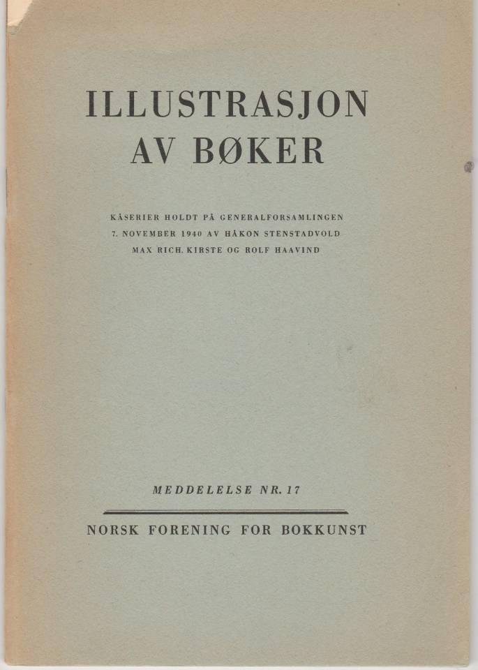Illustrasjon av bøker