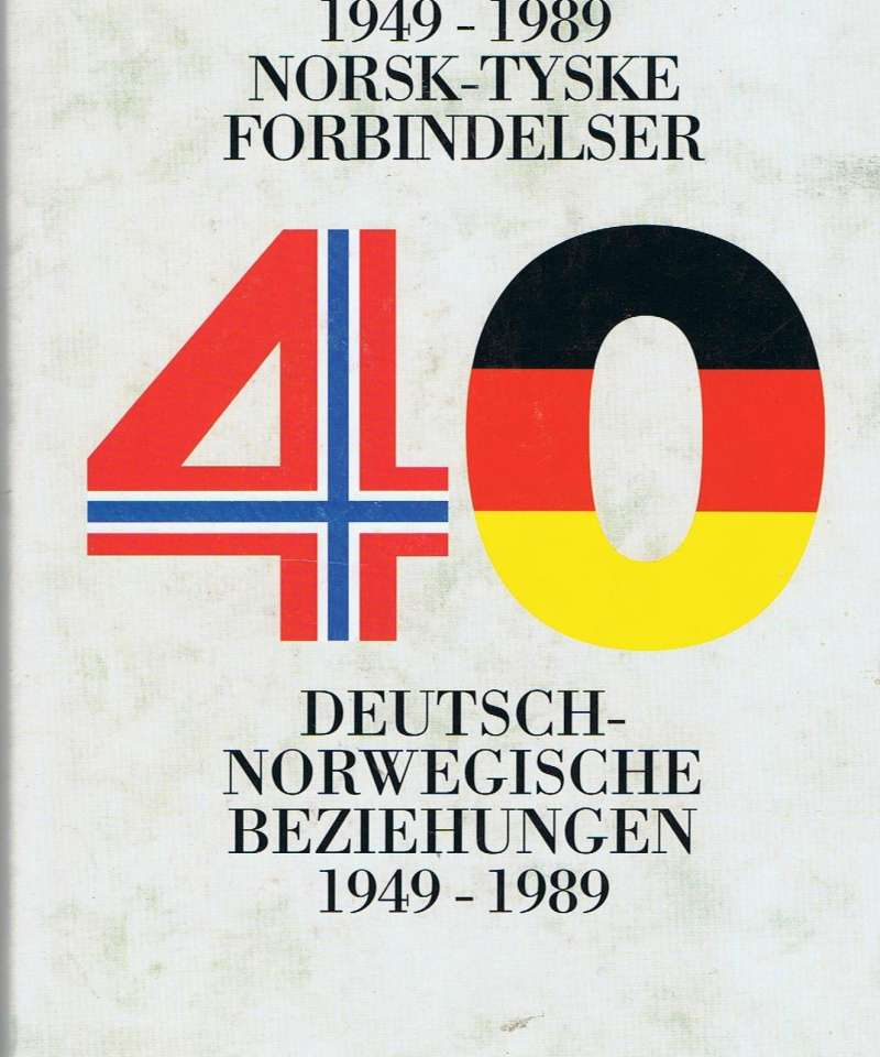 1949-1989 Norsk-tyske forbindelser