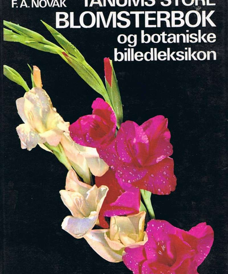 Tanums store blomsterbok