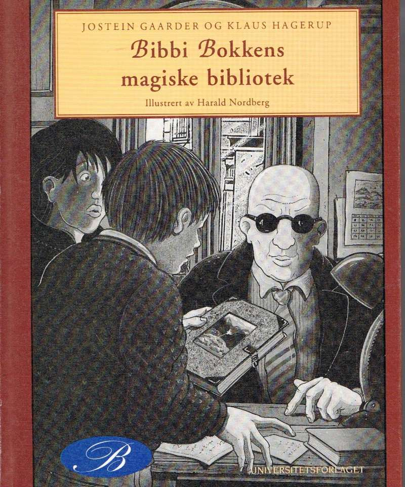 Bibbi Bokkens magiske bibliotek