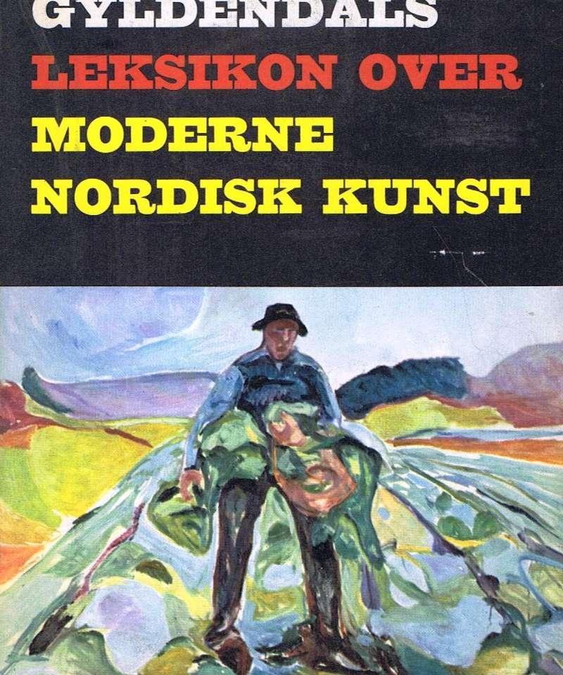 Gyldendals leksikon over moderne nordisk kunst