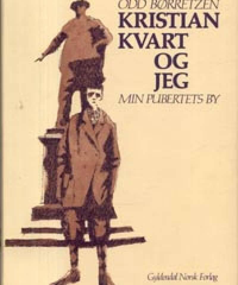 Kristian Kvart og jeg