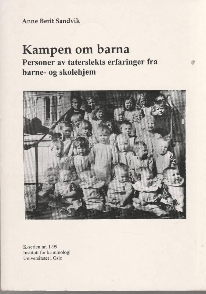 Kampen om barna